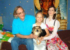 Rodzina Krystyan
