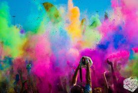 Festiwal Kolorów - Wolontariat