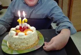 16te urodziny